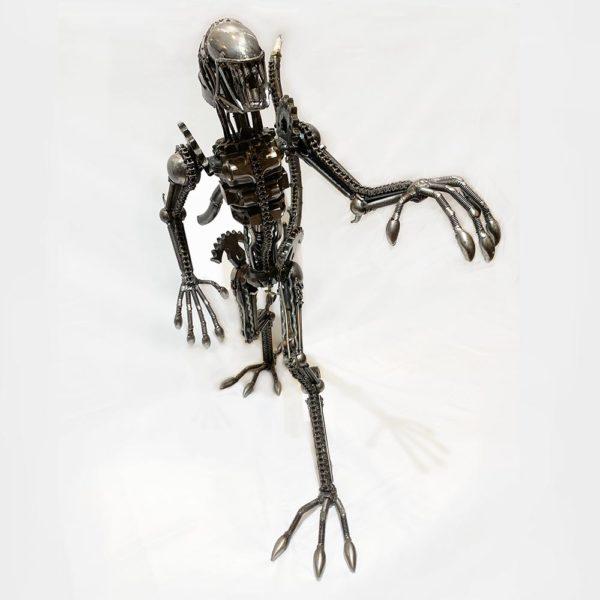 Agate Designs Alien Sculpture Front Edit