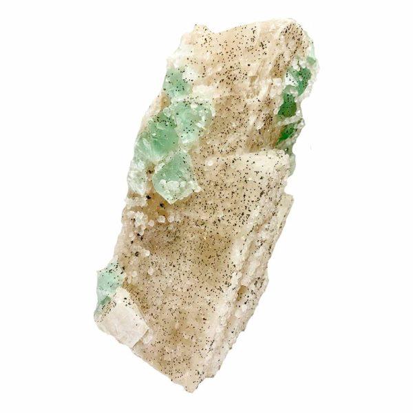 Agate Designs Fluorite Calcite Pyrite 002 Side NB