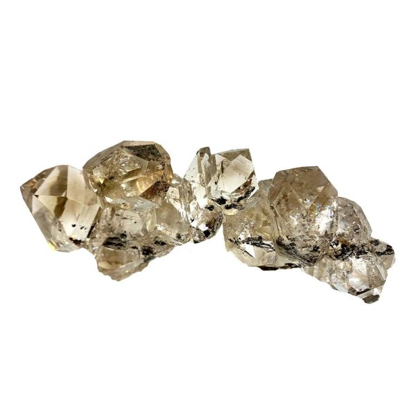 Agate Designs Herkimer Diamond Quartz Cluster 002 Back NB