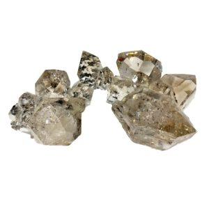 Agate Designs Herkimer Diamond Quartz Cluster 002 Front NB