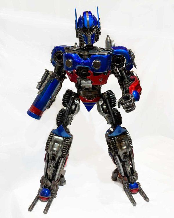 Agate Designs Optimus Prime Front