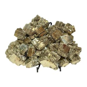 Agate Designs Pyrite Cluster Front NB