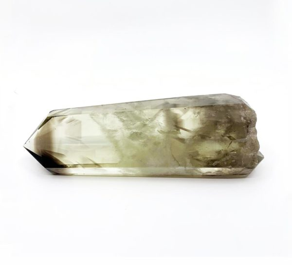 Agate Designs - Smoky Citrine Laying Down