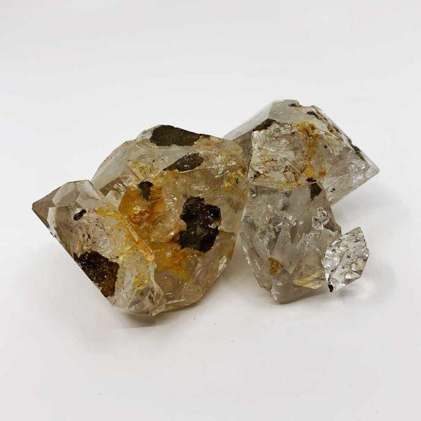 Agate Designs - Herkimer Diamond Back