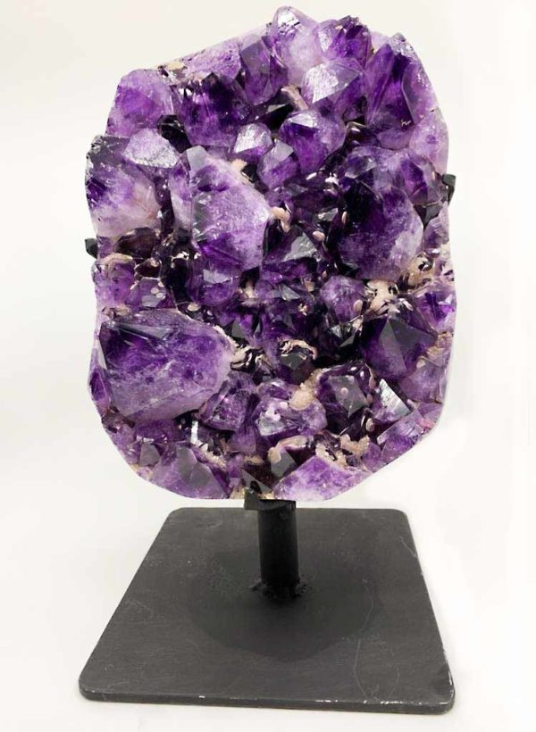 Agate Designs - Amethyst Front